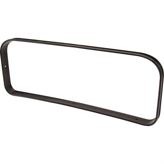 United Pacific B20044 1932 Ford 5-Window Coupe Back Molding, Black