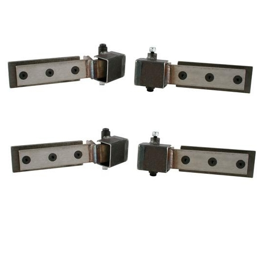 Universal Hidden Door Hinges Adjustable Offset Arm