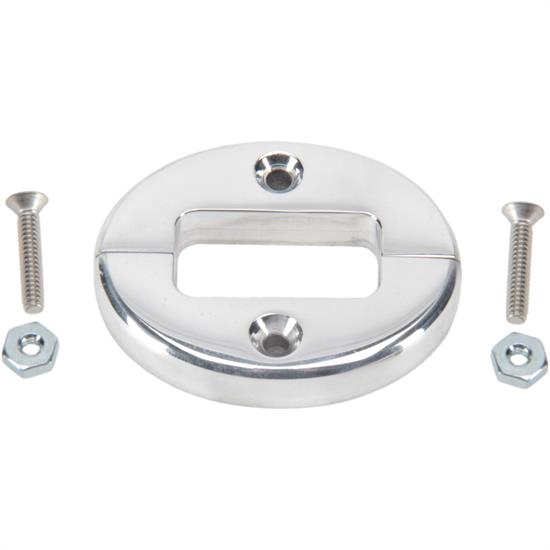 Aluminum Brake Pedal Trim Ring