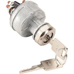 Universal Ignition Switch with Keys, GM Style