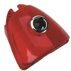 1953 Chevy Stop & Tail Light Lens with Blue Dot