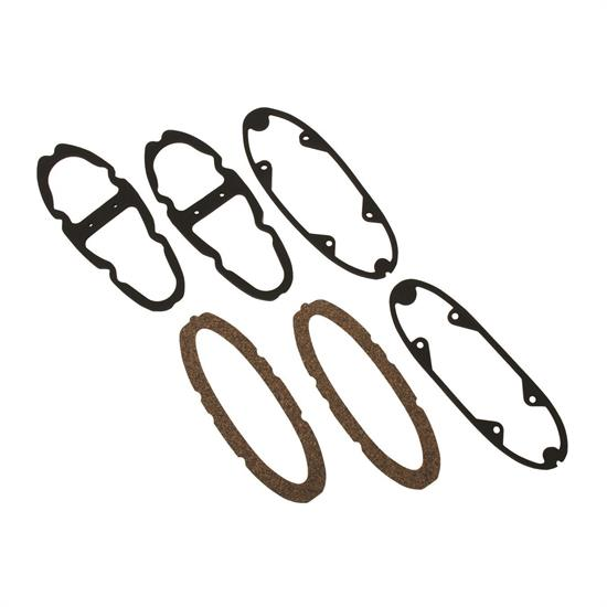 1954 Chevy Tail Light Gasket Set, 6 Piece