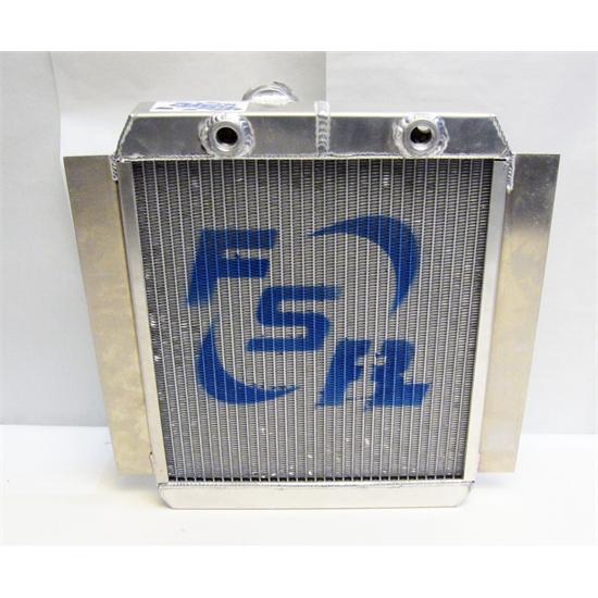 Garage sale 13 inch x 14 inch sprint car radiator for Garage sprint auto stains
