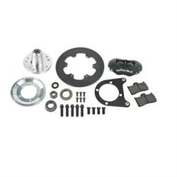 Ford Wilwood Front Brake & Steering Kits - 48 Inch Axle
