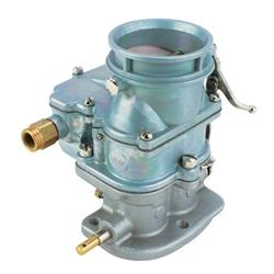 Primary 9 Super 7® 3-Bolt 2-Barrel Carburetor, Plain Finish