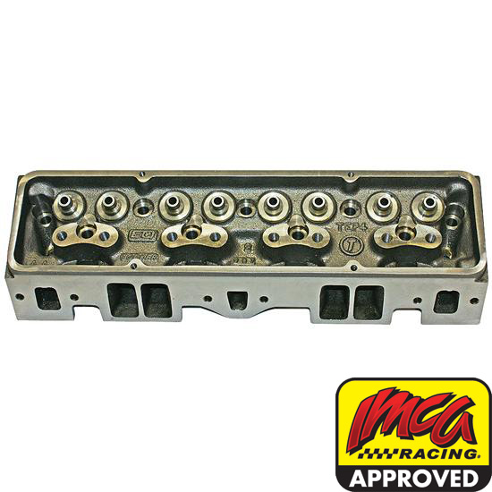 Enginequest IMCA/WISSOTA Small Block Chevy Cylinder Heads