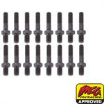 Screw-In Rocker Studs w/ Jam Nut, 3/8 Inch