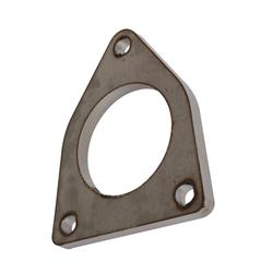 GM 5.3/6.0 Truck Exhaust Flanges, Stainless Steel, 2.5 Inch