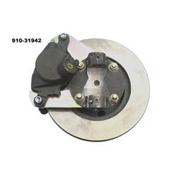 Basic Disc Brake Kit, 1969-77 GM Caliper to Ford Spindle, 5 on 4-3/4