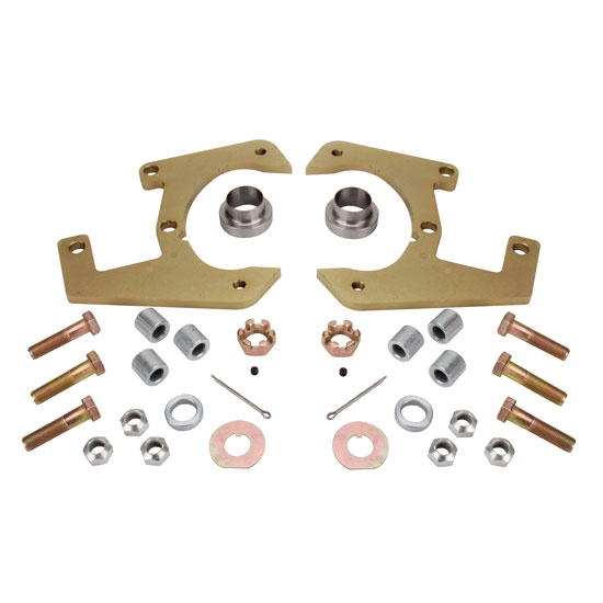Basic Disc Brake Kit, 1948-56 Ford Half-Ton, 5 on 5-1/2 Inch