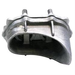 1928-48 Ford Quick Change Look Rear End Cover, Raw Aluminum