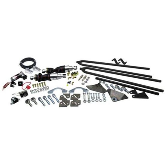 Deluxe Shockwave Rear Suspension Kit, Plain, 13 Inch Ride Height