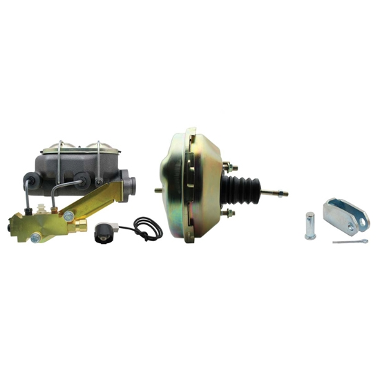 64-72 GM A, F, X Body Brake 9 In Booster Conversion Kit