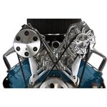Bills Hot Rod Co. Big Block Chevy A/C and Alternator Brackets