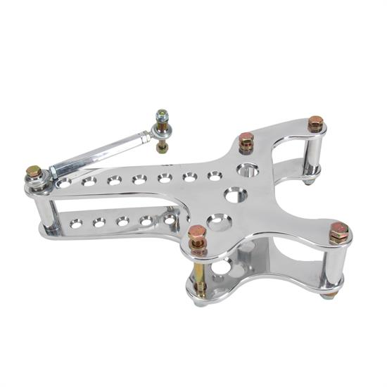 Billet Alternator Bracket for Big Block Chevy w/Short Water Pump