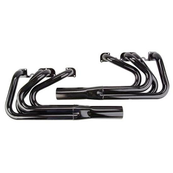 Schoenfeld 1025LDN Sprint Car Headers, 1-7/8, 3-1/2, Spread Port