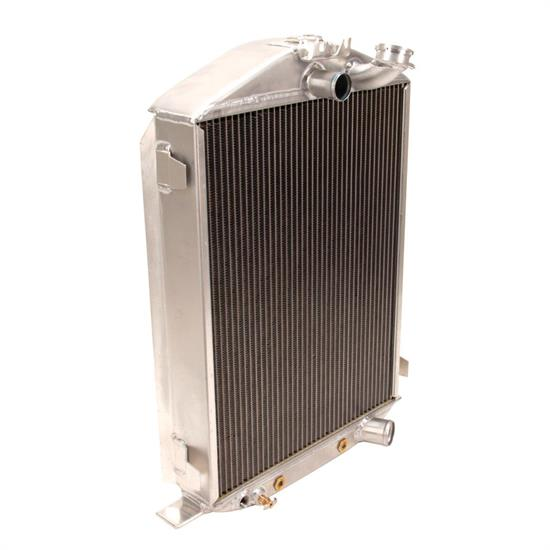 Griffin 7-70088 Deluxe Alum Radiator for 1932 Ford Chassis w/ SB Chevy