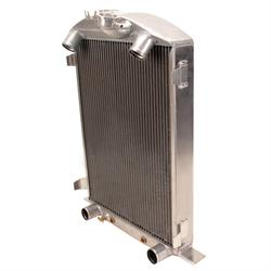 Griffin Radiators 7-70083 Deluxe Alum Radiator for 32 Ford Flathead