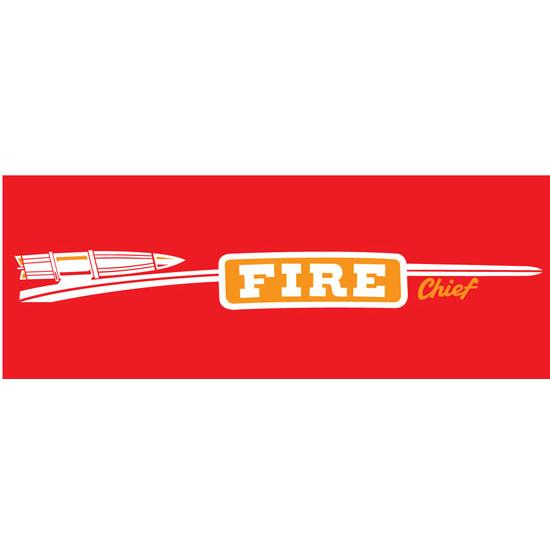 Murray® Full Side Fire Chief 1957 Graphic