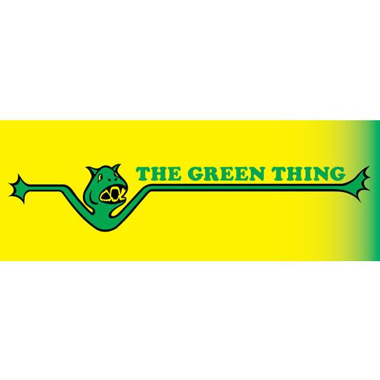 Murray® Tooth Grille The Green Thing 1971-72 Pedal Car Graphic