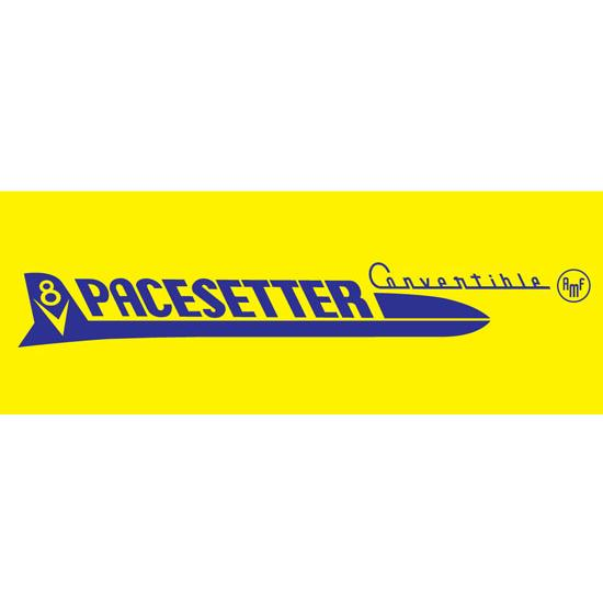 AMF Star Grille Pacesetter V8 Graphic