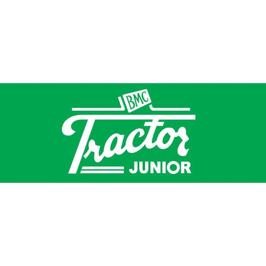 BMC Green Junior Pedal Tractor Graphic