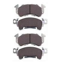 Hawk HB103M.590 Performance 1969-1977 GM Black Brake Pads