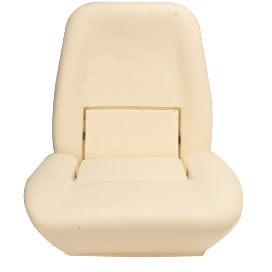 Al Knoch Interiors 124 Deluxe Bucket Seat Foam, 1970 Camaro/Firebird
