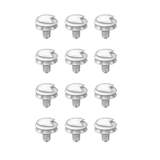 Door Panel Nylon Clips for 75-81 Camaro/62-79 Nova, 12-Piece Kit