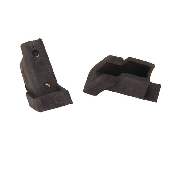 62-65 Nova Upper Door Glass Stops Pair