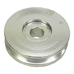 Classic Headquarters W-645 Alternator Pulley, 1967-72 Chevy
