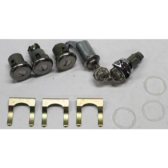 Classic Auto Locks CL-291 Complete Lock Kit for 1964 Chevelle