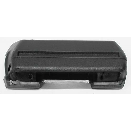 D&R Classic F00049 Standard Front Arm Rest Base, LH, Black