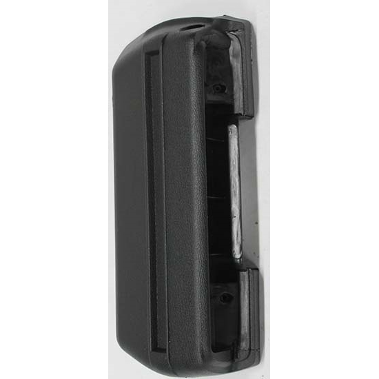 D&R Classic F00048 Standard Front Arm Rest Base, RH, Black