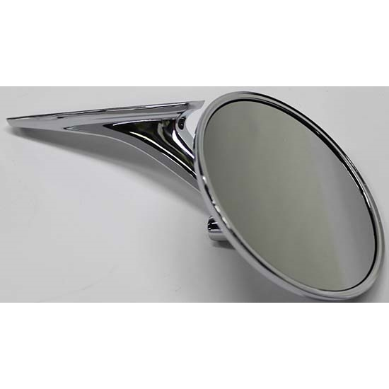 Dynacorn M1032A Outer Rear View Mirror, Camaro/Nova/Chevelle/El Camino