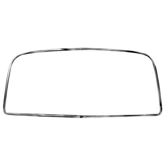 Dynacorn M1426 Chevelle Rear Window Molding, 1968-72, Set