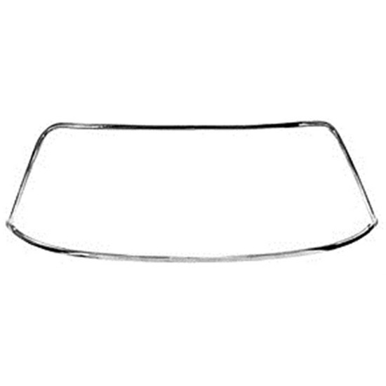 Dynacorn M1650 1968-1974 Nova Front Window Molding Kit