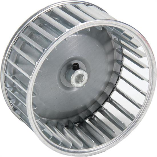 Squirrel Cage Fan Blades : Heavy duty heater blower motor fan blade camaro nova chevelle