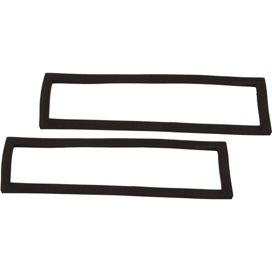 SoffSeal 4161 70-79 Side Marker Lamp Lens Gaskets, Set