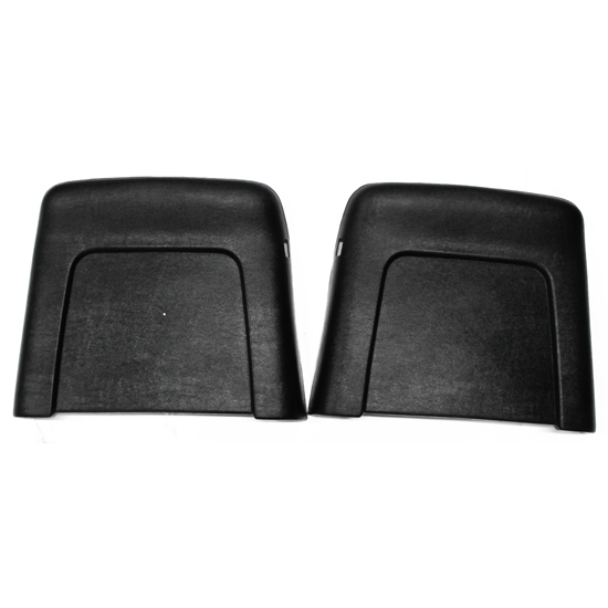 Assembled Bucket Seat Backs, 1967 Nova/Chevelle, Pair