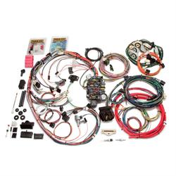 shop chassis wire harnesses free shipping @ speedway motors Painless Wiring 21 Circuit Harness Free Shipping painless performance 20114 26 circuit direct fit camaro harness, 1978 81 EZ Wiring 21 Circuit Harness Ply
