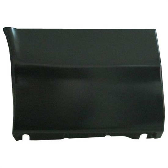AMD 205-3068-L 68-74 Nova Rear Fender Patch w/ Brace LH