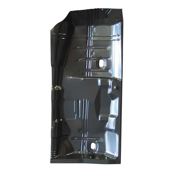 AMD 405-3468-R 68-72 Chevelle Full Length Floor Pan Half - RH