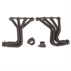 1927-1934 Small Block Ford Chassis Headers, Black
