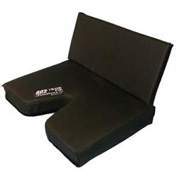 802 Solutions CP0308LM 3 Inch Crash Pad With 8 Inch Lumber Back