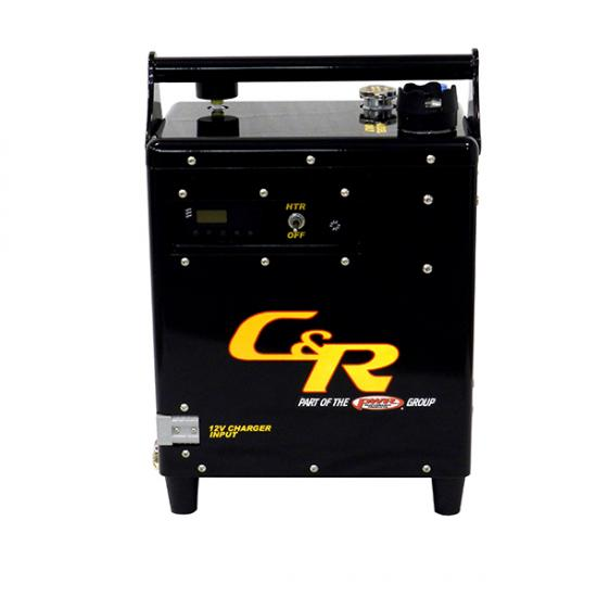 C&R Racing 61-00003 Portable Engine Heater, Water 12 VDC