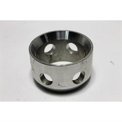 "Garage Sale - Quick Change Sprint Car Axle Spacer,1.50"", Tapered, Raw Finish"