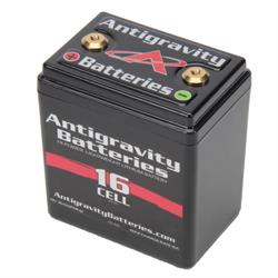 Antigravity Batteries AG1601 16-Cell Lithium Ion Motorcycle Battery