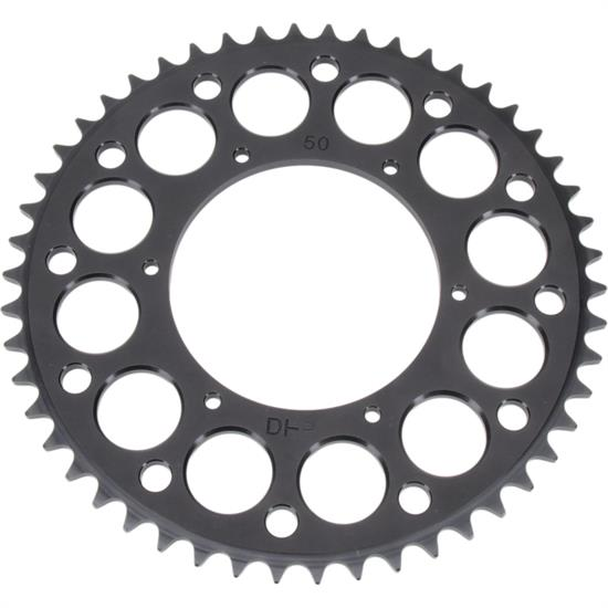 Black Mini Sprint Aluminum Sprocket