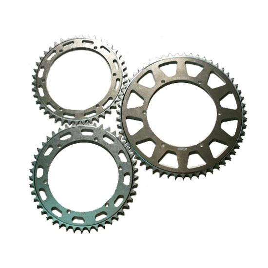 Mini-Sprint Aluminum Rear Sprocket, 6.438 Inch Bolt Circle